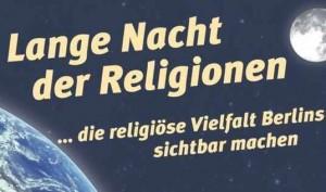 Lange Nacht der Religionen Berlin Logo